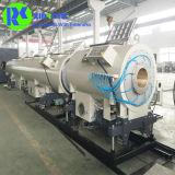máquina para fabricar tuberías de plástico de HDPE PE