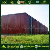 Структура Qingdao готовая сделанная стальная строя здание высокого подъема стальное