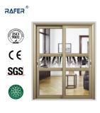 高品質の大きい滑走の洗面所のガラスドア(RA-G148)