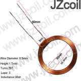 Катушка заряжателя катушки датчика катушки индуктора беспроволочная для индуктора