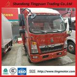3 mini motore dell'HP del camion 84 della casella di tonnellata HOWO