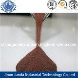 Filtrazione e sabbia di brillamento del granato della maglia dell'abrasivo 30-60 per sabbiatura