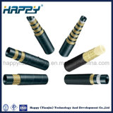 En853 1sn 2sn SAE 100 R1 R2 hydraulischer Gummihochdruckschlauch