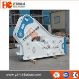 Dongyangの大きい掘削機のための油圧石のハンマー