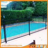 Высокое качество порошок покрытие плоской верхней части бассейна ограждения