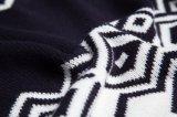 Шлямбур людей свитера втулки зимы длинней круглой сделанный по образцу шеей по образцу