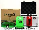 De Groene Straal die van Danpon de Voering van de Laser van Lijnen Vh88 kruisen