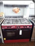 Het vrije Bevindende Fornuis van het Kooktoestel van het Gasfornuis van 5 Brander met Oven
