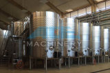Fermentation conique de vin d'acier inoxydable avec du ce