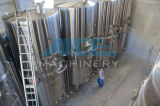 Industrieller Gärungserreger, Hauptweinherstellung-Gärungserreger-Becken