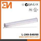 Iluminação com lâmpadas LED tubo linear CE/UL/RoHS (L-249-S48-RGB)