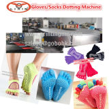 PVC che punteggia macchina per i guanti ed i calzini che fanno macchina