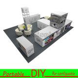Costumbre Costoso-Efectivo Portátil Flexible Modular DIY Exhibición Exhibición Exhibición (E33)