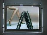 La pantalla de cristal Extraplano publicidad