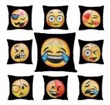 Comercio al por mayor expresión de color Doble cara color Emoji Magic almohada Directa de Fábrica de Venta caliente