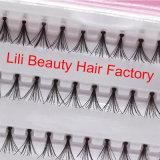 Les femmes de haute qualité Lady maquillage Faux Cils noirs 60 Chaque Cluster Extension Cils Toolsfalse cils