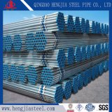 Una buena calidad a bajo precio de tubo redondo de acero galvanizado