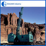 Équipement de foret rotatoire de roche pour des mines et des carrières