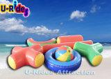 AQプールのための膨脹可能な水おもちゃ