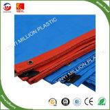 China proveedor de impresión personalizada PE lona de tamaño estándar
