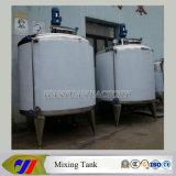 tanque de mistura refrigerando e de aquecimento de 5000L/H para a bebida