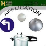 Disques en aluminium de qualité douce pour l'ustensile de cuisine