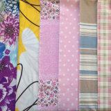 Tissu polyester/coton pour les ensembles de literie
