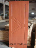 Porta de madeira do PVC para Rooms&Hotels&Offices residencial