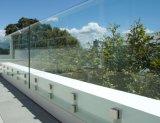 Стекло с алюминиевыми Balustrade канал