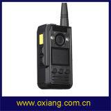 2 Meter Shock-Proof 140 Grad-Weitwinkel-Polizei-IP65 Karosserie getragene Kamera-mit Ppt