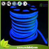 8 * 16 mm LED Flex de neón de color azul
