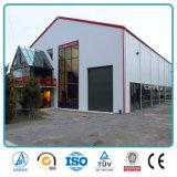 Atelier de structure métallique d'assurance qualité