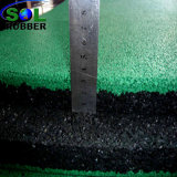 Commerciële OpenluchtVloer 1mx1m van de Veiligheid RubberTegel