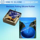Borracha de silicone do Potting RTV2 da placa de circuito da capsulagem do diodo emissor de luz