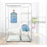 Современный простой шкаф домашних ткань складная тканью Уорд узел хранения размера кинг усилитель комбинацию простых шкаф (FW-56)