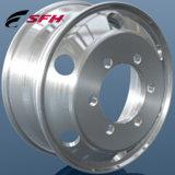 19.5x6.75 из полированного алюминия погрузчика для легкосплавных колесных дисков