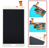 Affichage LCD digitaliseur d'écran tactile pour Samsung Galaxy Note4 le châssis