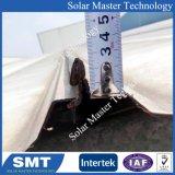 Panneau solaire 6005 extrudé alliage aluminium rail de montage sur toit solaire