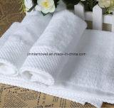 卸し売りホテルのホーム供給の白い綿の浴室タオル