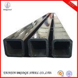 Carré noir soudé et tube de corps creux rectangulaire pour la construction (ASTM A500)