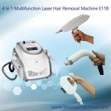 A alavanca multifuncional Elight+Reh + Laser Máquina de remoção de pêlos IPL