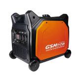 5.5kwインバーターデジタルガソリン無声発電機の電源