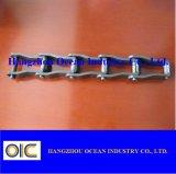 catena d'acciaio del perno d'agganciamento 88k con la barra della saldatura