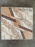 Zwarte Tegels 33126 van de Vloer van de Kleur Ceramische Verglaasde