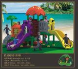 Kaiqi Série plástico pequeno parque infantil (KQ50125B)
