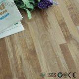 Type d'intérieur plancher en bois de plancher d'usage et de plastique de PVC