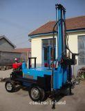 Qz-100t Rad-Typ DTH Wasser-Vertiefungs-Ölplattform