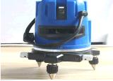 Vermelho de alta precisão projetor laser multilinhas Nível de linha laser 635nm