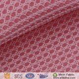 Tessuto di maglia impermeabile stampato dell'aria di Kint 3D del poliestere per gli abiti sportivi