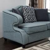 Gewebe-Sofa des Wohnzimmer-123 mit Form-Entwurf
